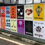 Lollapalooza y los concursos de dibujitos