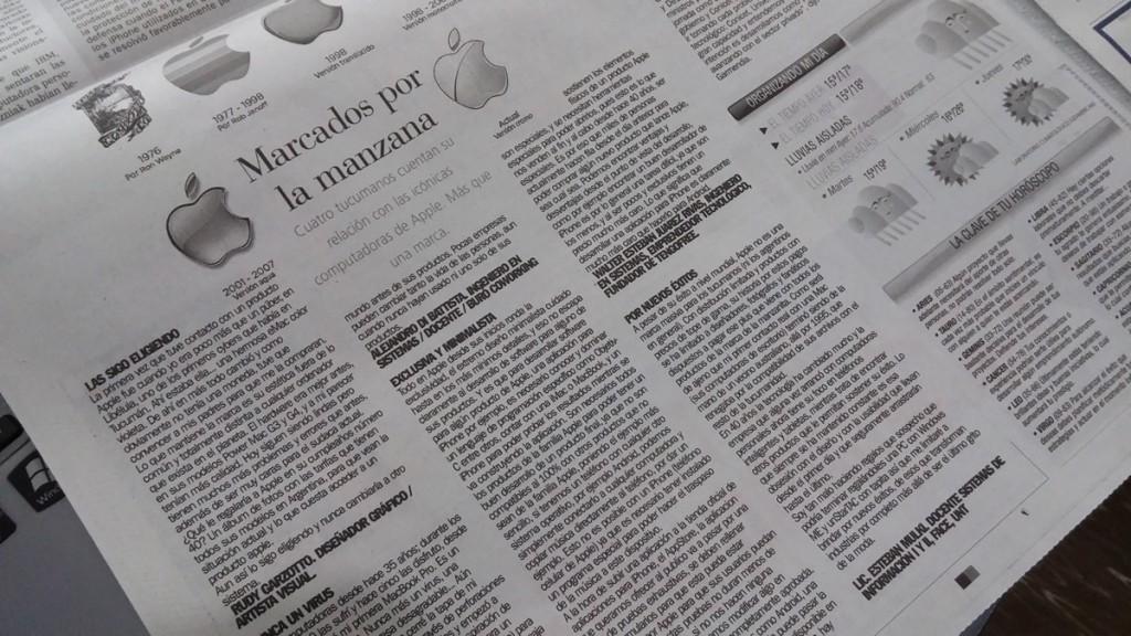 Sobre los 40 años de Apple